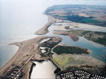 Pagham Harbour Nature Reserve self catering